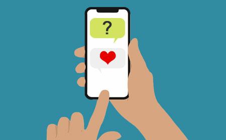 Simple SMS mit denen Dein:e Ex fast schon automatisch antwortet.