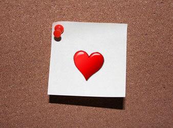 10. Liebeszettel