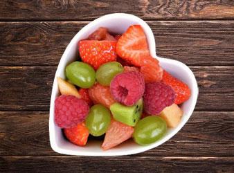 Lebensmittel Nr. 2: Obst